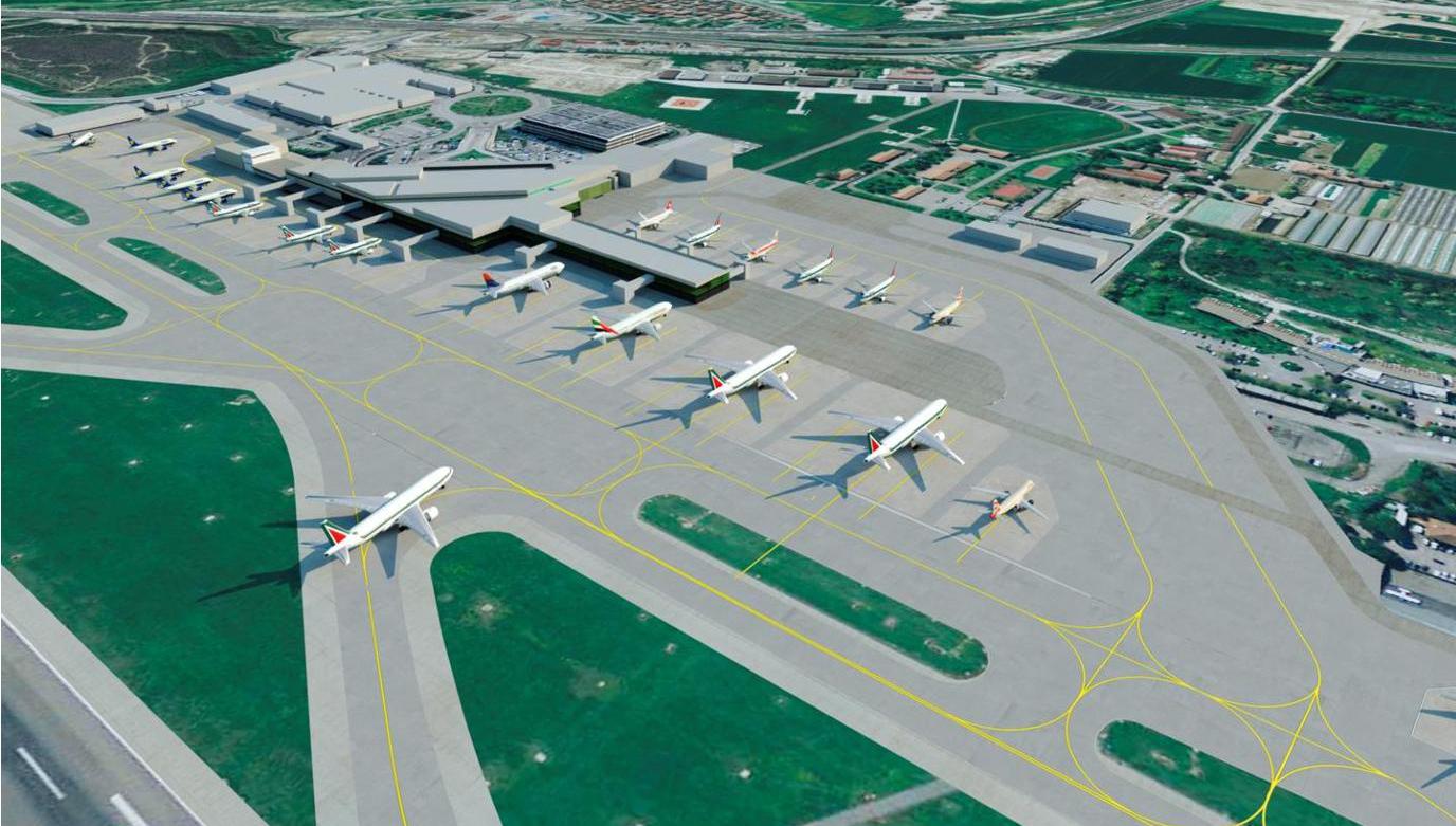 Aeroporto Verona Arrivi : Il futuro dell aeroporto di bologna aviationews