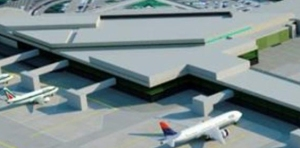 new terminal main expansion airside