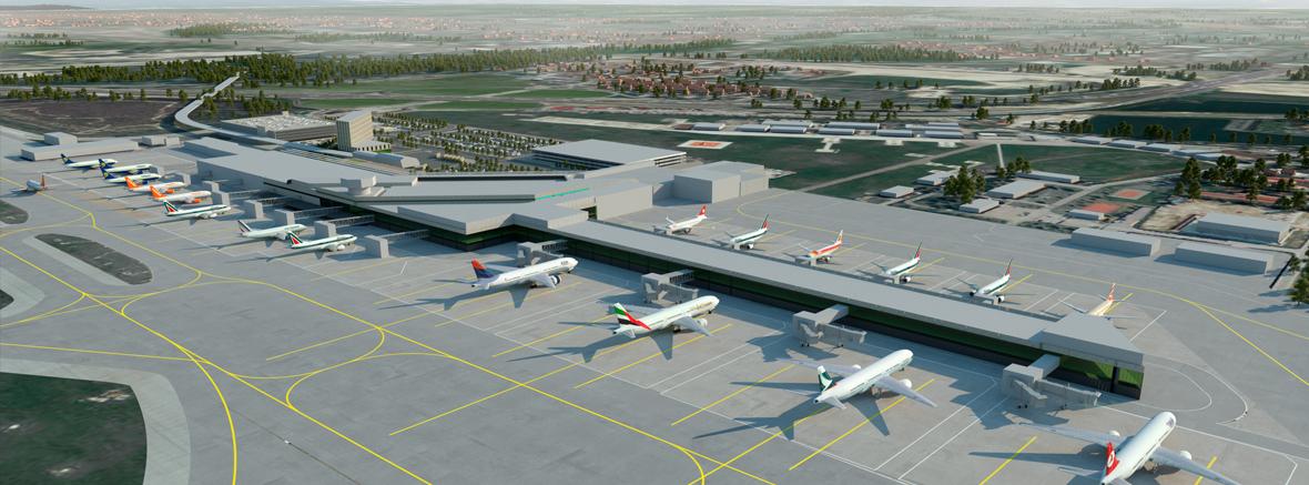 Aeroporto Di Bologna : Il nuovo aeroporto di bologna