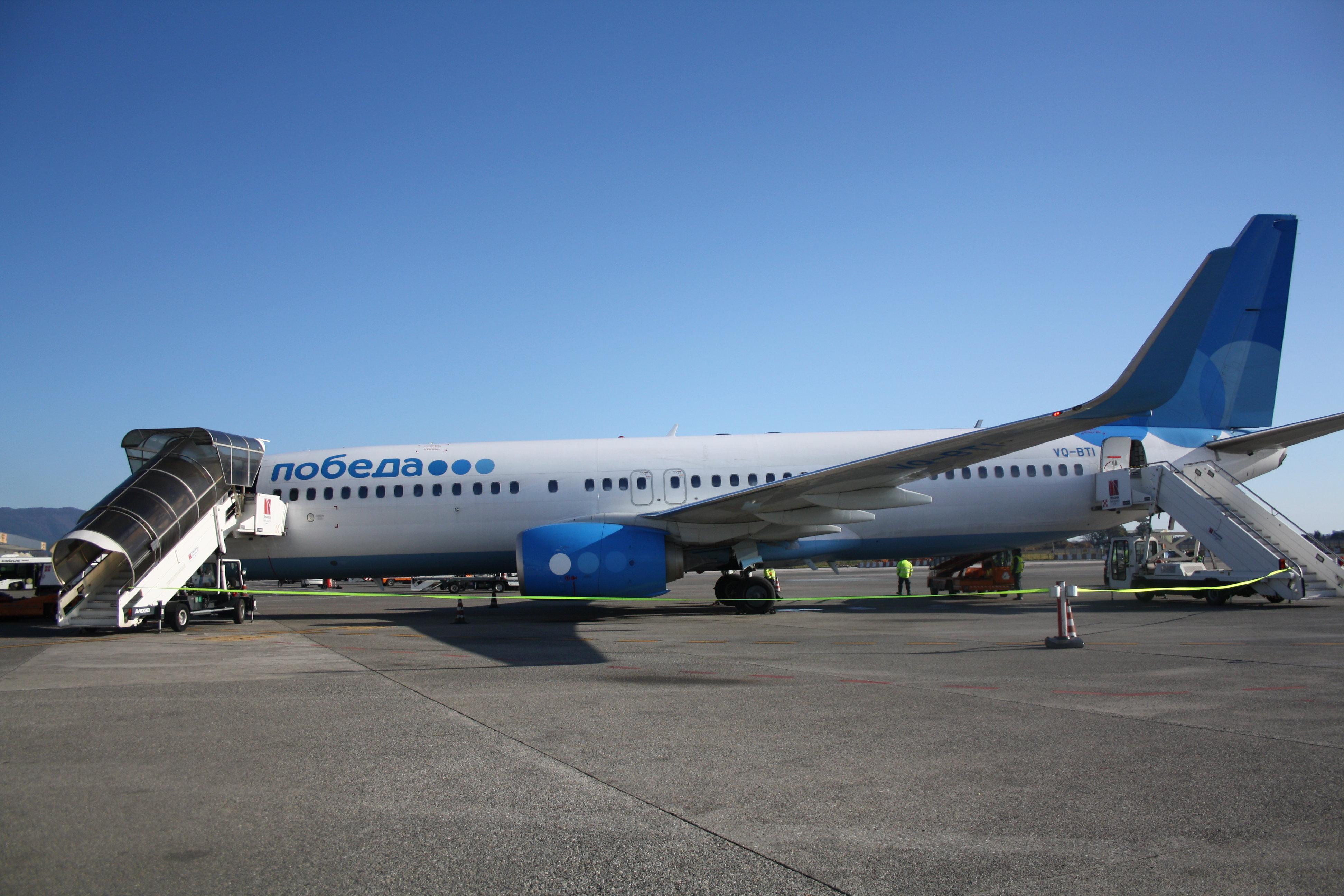 Aeroporto Pisa : Toscana aeroporti e pobeda presentano il nuovo volo pisa mosca