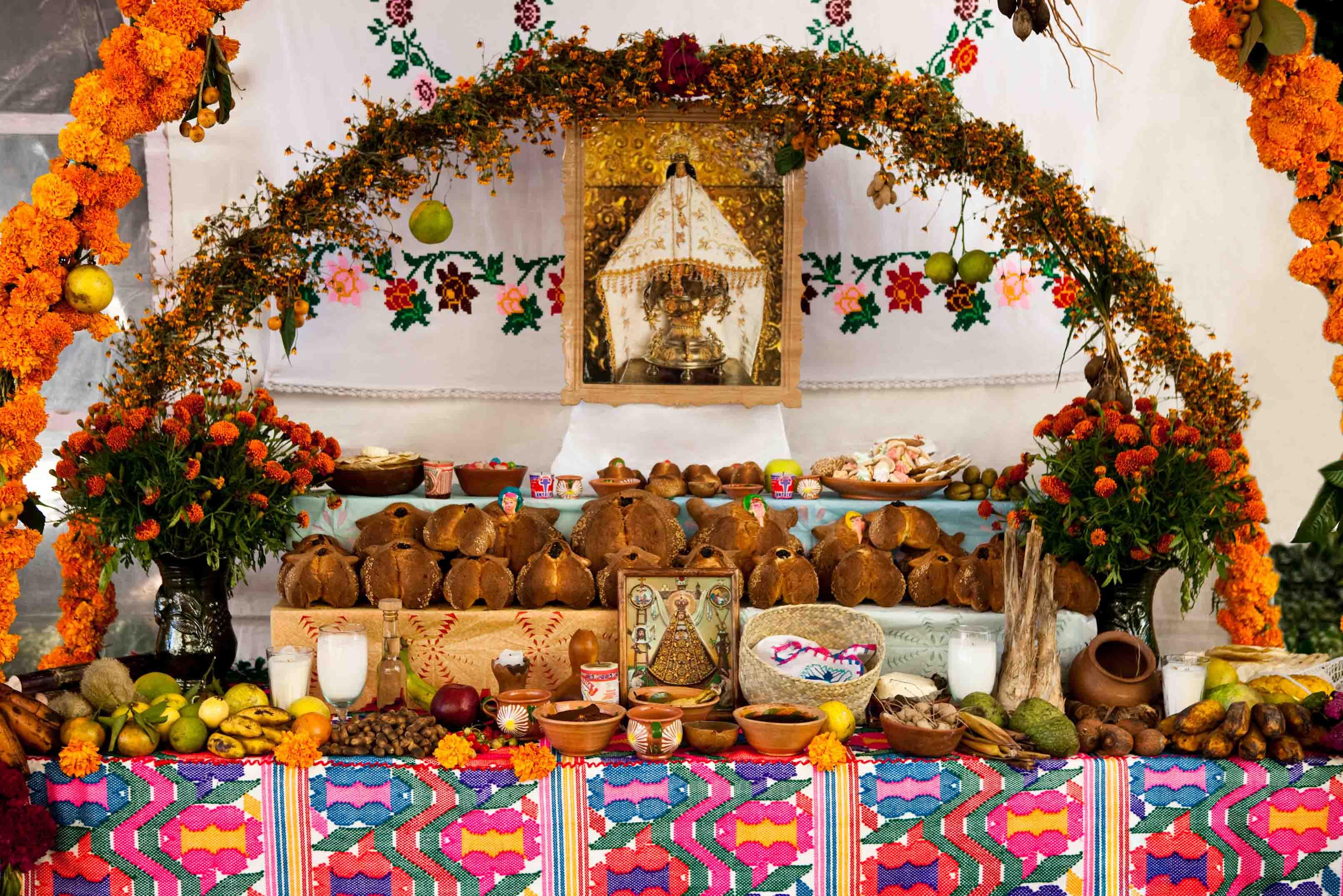 Il Messico si prepara a celebrare il Día de los Muertos