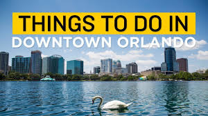 Things to do in Downtown Orlando | UCF Downtown - YouTube