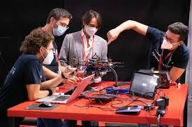 """Leonardo: Politecnico di Milano wins the first edition of the """"Leonardo  Drone Contest""""   WebWire"""